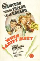 When Ladies Meet movie poster (1941) picture MOV_21369064