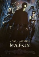 The Matrix movie poster (1999) picture MOV_2136a484