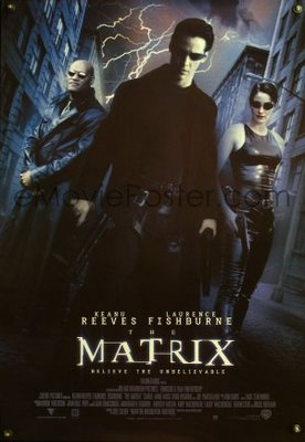 The Matrix movie poster (1999) poster MOV_2136a484