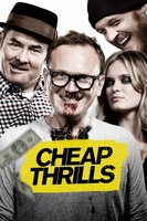 Cheap Thrills movie poster (2013) picture MOV_2137d4c5