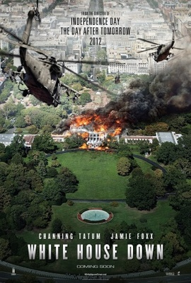 White House Down movie poster (2013) poster MOV_213b4afa