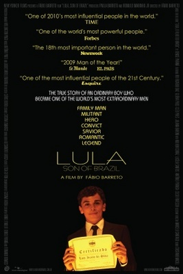 Lula, o Filho do Brasil movie poster (2010) poster MOV_21489c0a
