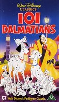 One Hundred and One Dalmatians movie poster (1961) picture MOV_214ac7fd