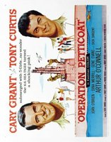 Operation Petticoat movie poster (1959) picture MOV_214b005d
