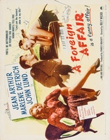 A Foreign Affair movie poster (1948) picture MOV_214d6f76
