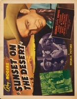 Sunset on the Desert movie poster (1942) picture MOV_214d7839
