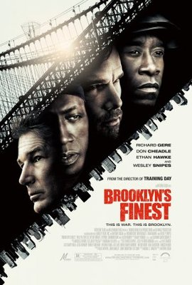 Brooklyn's Finest movie poster (2009) poster MOV_21549447