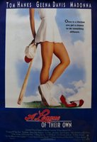 A League of Their Own movie poster (1992) picture MOV_21556d37