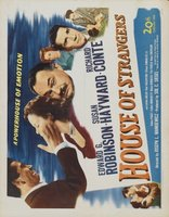 House of Strangers movie poster (1949) picture MOV_2155e846