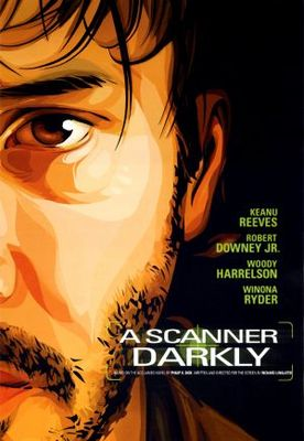 A Scanner Darkly movie poster (2006) poster MOV_215a2ce6