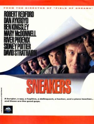 Sneakers movie poster (1992) poster MOV_215b1546