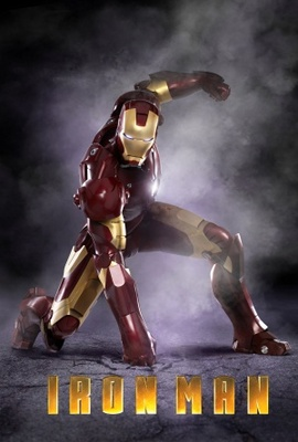 Iron Man movie poster (2008) poster MOV_215dba37