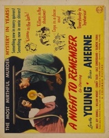 A Night to Remember movie poster (1943) picture MOV_216396be