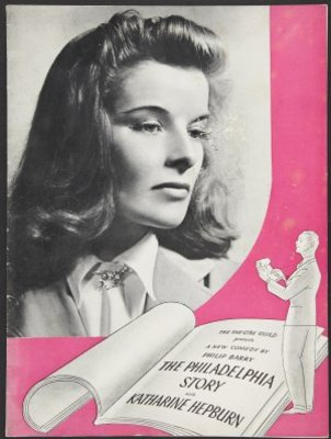 The Philadelphia Story movie poster (1940) poster MOV_21661fd1