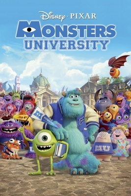 Monsters University movie poster (2013) poster MOV_2168fd84