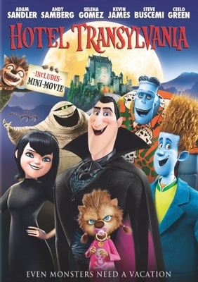 Hotel Transylvania movie poster (2012) poster MOV_216aa4f0