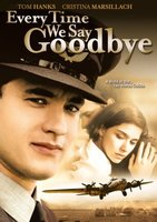 Every Time We Say Goodbye movie poster (1986) picture MOV_21713a7f