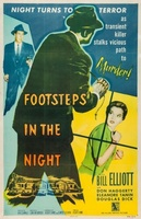 Footsteps in the Night movie poster (1957) picture MOV_2172d39f