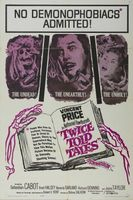 Twice-Told Tales movie poster (1963) picture MOV_f83f0bc5