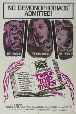 Twice-Told Tales movie poster (1963) poster MOV_21736690