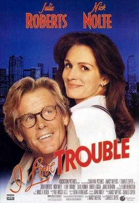 I Love Trouble movie poster (1994) poster MOV_21737a15