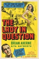 The Lady in Question movie poster (1940) picture MOV_2176b59b