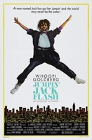 Jumpin' Jack Flash movie poster (1986) picture MOV_2181bf2a