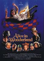 Alice in Wonderland movie poster (1999) picture MOV_21825a52