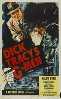Dick Tracy's G-Men movie poster (1939) picture MOV_2192ba1b