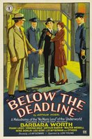 Below the Deadline movie poster (1929) picture MOV_21937b19