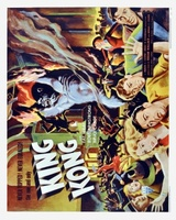 King Kong movie poster (1933) picture MOV_21957761