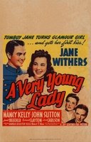 A Very Young Lady movie poster (1941) picture MOV_219bbe9d