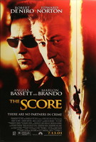 The Score movie poster (2001) picture MOV_219d2xi4