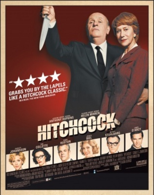 Hitchcock movie poster (2012) poster MOV_219d4575