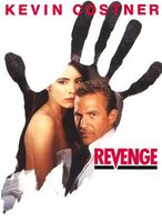 Revenge movie poster (1990) picture MOV_21a169e5