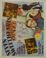 Seven Sweethearts movie poster (1942) picture MOV_21a3a99a