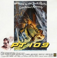 PT 109 movie poster (1963) picture MOV_21a76736