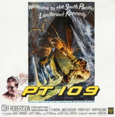 PT 109 movie poster (1963) poster MOV_21a76736