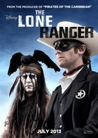 The Lone Ranger movie poster (2013) picture MOV_21a79b6f