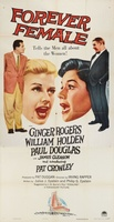 Forever Female movie poster (1954) picture MOV_21ad3b50