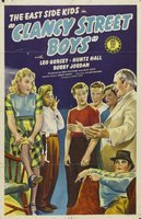 Clancy Street Boys movie poster (1943) picture MOV_21adf1a9