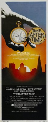 Time After Time movie poster (1979) poster MOV_21af1392