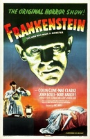 Frankenstein movie poster (1931) picture MOV_21b13efc