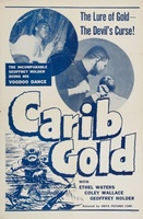 Carib Gold movie poster (1957) picture MOV_21b5a335