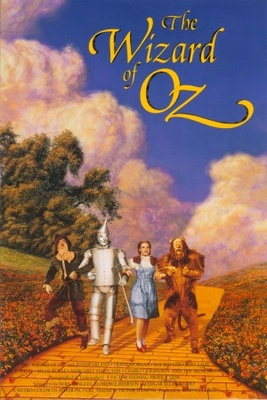 The Wizard of Oz movie poster (1939) poster MOV_21b7cdf0