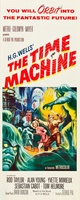 The Time Machine movie poster (1960) picture MOV_21b93518