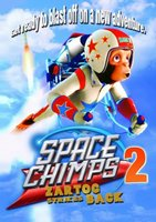Space Chimps 2: Zartog Strikes Back movie poster (2010) picture MOV_21ba3626