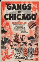 Gangs of Chicago movie poster (1940) picture MOV_21bedbc3