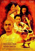Crouching Tiger, Hidden Dragon movie poster (2000) picture MOV_21c092df