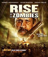 Rise of the Zombies movie poster (2012) picture MOV_21ced2f2